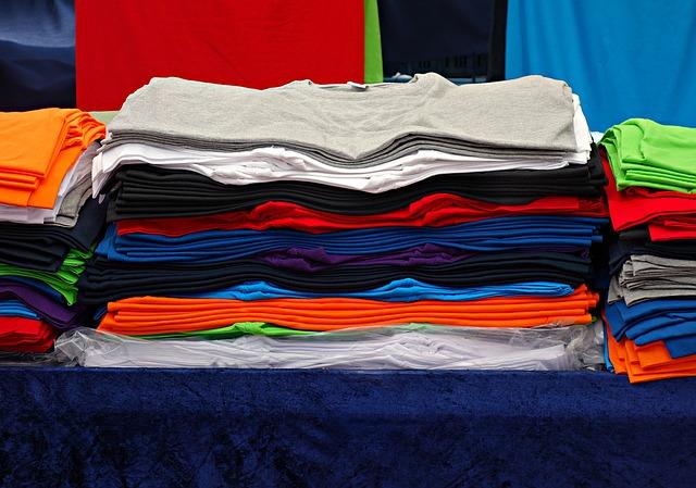 Ubrania po niemiecku – części garderoby