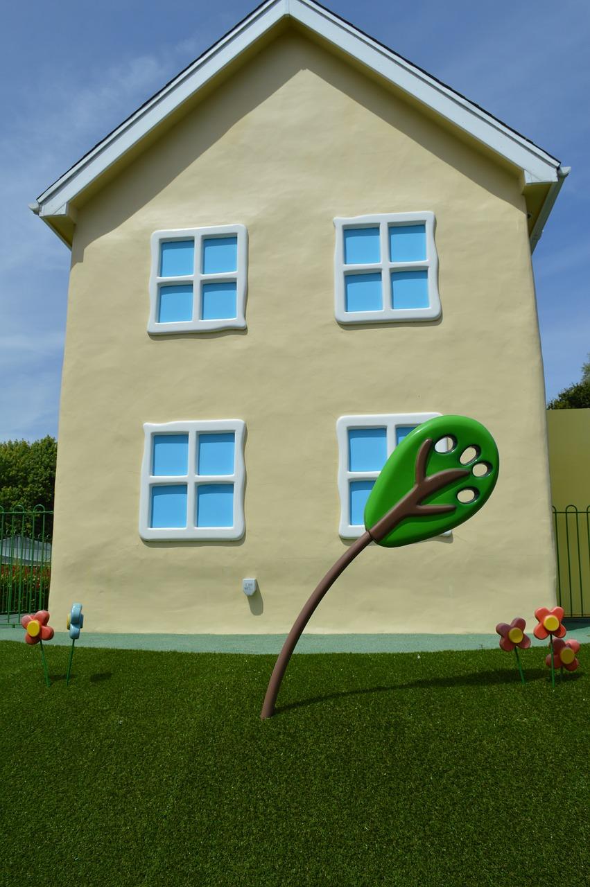Czy warto kupować zabawki z postaciami z bajek – klocki Świnka Peppa